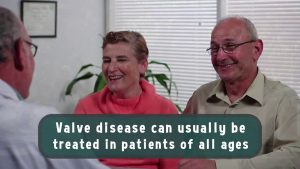 60 Second PSA Video screenshot for Valve Disease Day