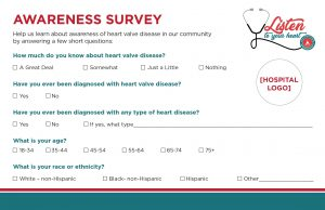 Awareness Survey Form