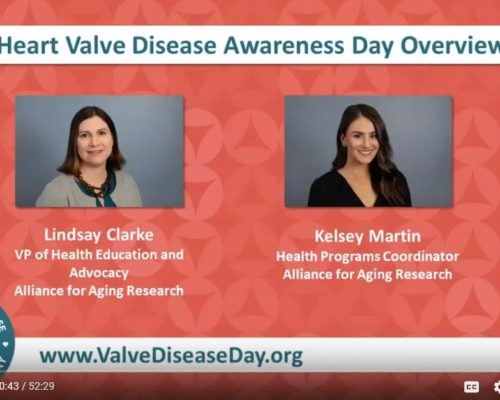 Getting Ready for Valve Disease Day 2020 Webcast