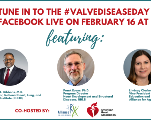 Facebook Live February 16 Promotional Graphic