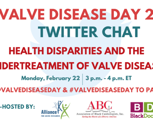 Twitter Chat February 22 Promotional Graphic